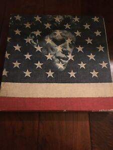 JFK John Fitzgerald Kennedy As We Remember Him Record w/ Book album USA History