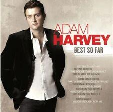 ADAM HARVEY Best So Far NEW SEALED CD - 15 track greatest hits CD
