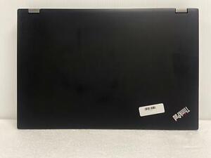 "Lenovo ThinkPad P50 Core i7 6820HQ 64GB 1TB SSD + 1TB HDD 15"" FHD Touch NVIDIA"