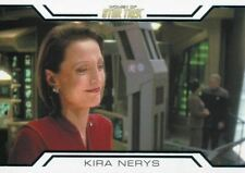Star Trek Women Of 50th Anniversary Women In Command Chase Card WC4 Kira Nerys