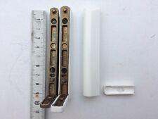 Roto Centro Eckband K verstellbar . K001 D110 06, mit Abdeckkappe weiss, 2tlg.