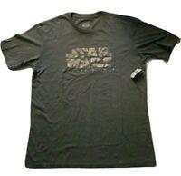 NWT Disney Parks Official Star Wars Galaxy's Edge Launch t-shirt Men's Size M