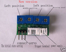 0-5V Signal Input Servo Motor Controller for Arduino & Industrial Automation