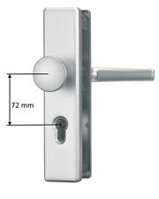 ABUS 210327 Schutzbeschlag