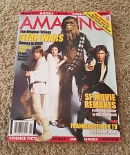 Amazing Stories #605 Star Wars Original Trilogy Comes To DVD