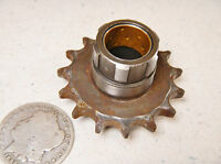 79 HONDA CT90 FRONT PRIMARY DRIVE SPROCKET 15T