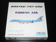 Phoenix Model Korean Airlines  B747-400ER. 1:400 Scale. Mint Condition.