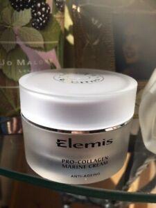 Elemis Pro-collagen Marine Cream - 30ml anti-aging new unused rrp £50.00