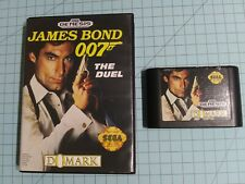 Fast Shipping James Bond 007 The Duel Sega Genesis No Manual Tested Works