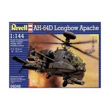 Revell 04046 AH-64D Longbow Apache  Kit 1:144 Scale (PL)