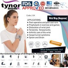 Tynor? Wrist Wrap (Neoprene) Sprain, Strain,Tendonitis, Carpal Tunnel Syndrome