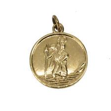 Religious Precious Metal Necklaces & Pendants without Stones