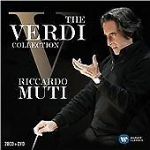 Riccardo Muti - Verdi Collection (2016) 28 CD + DVD