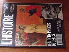 $$c Revue L'Histoire N°103 Les deux proces de Jesus  Barbie-Vichy  Inde  Religio