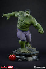 "SIDESHOW Avengers Age of Ultron HULK 24"" 1/4 Maquette Statue Marvel Bruce Banner"
