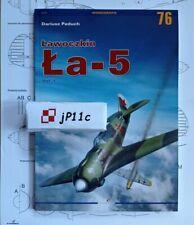 Lawoczkin La-5 vol.I - Kagero English NEW!!