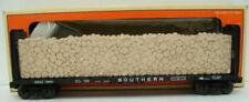 Lionel 6-16951 9823 Southern Bulkhead Flatcar W/Simulated Wood NIB