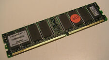 1x Kingston 512MB DDR RAM KVR266X64C25/512 266MHz 184-pol. Arbeitsspeicher