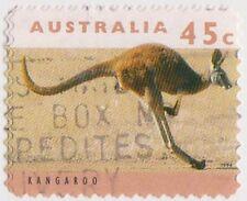 (DC61) 1994 AU 45c Kangaroo (B)