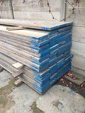 Used 13' Scaffold Boards. Cladding. Furniture. Rustic.