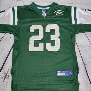 Youth New York  Jets Shonn Greene 23 Reebok Jersey Sz L
