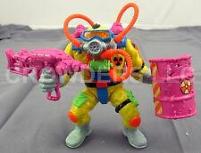 """Toxic Crusaders RADIATION RANGER 4.5"""" Action Figure w/ Accessories Playmates '91"""