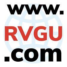 Dominio COM de 4 letras  www.RVGU.com