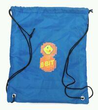 8-Bit Pale Ale Beer retro Pac-Man pixel art video game logo promo coolerl bag