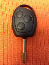 FORD MONDEO FIESTA FOCUS PUMA  KEY FOB ID4D60 REMOTE CAN CUT TO CODE OR PICTURE