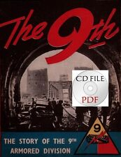 CD File - The Story of the 9th Armored Division - By The Stars and Stripes