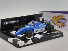 """Minichamps 417940025 # Ligier Renault JS39B Formel 1 1994 """" Bernard """" 1:43 NEU"""