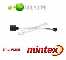 MINTEX FRONT BRAKE PAD WEAR SENSOR WARNING INDICATOR GENUINE QUALITY - MWI0548