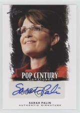 2012 Leaf Pop Century #BA-SP1 Sarah Palin Auto Autographed Non-Sports Card 0af
