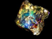 Ethiopian Opal 100%NATURAL Jumbo Welo Fire ROUGH 162Ct Specimen EXACTLY Gemstone