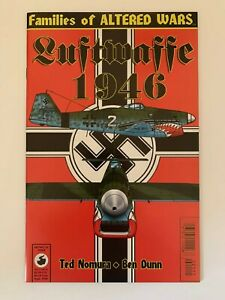 Luftwaffe: 1946 #2 of 4 by Ted Nomura -- NM - Antarctic Press - September 1996