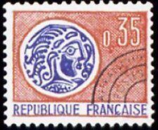 "FRANCE PREOBLITERE TIMBRE STAMP N°127 "" MONNAIE GAULOISE 35c "" NEUF x TB"