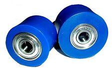 RFX BLUE CHAIN ROLLER SET  (TOP& BOTTOM) Yamaha YZ125 YZ250 YZ  00-16