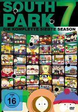 3 DVDs * SOUTH PARK - DIE KOMPLETTE 7. STAFFEL # NEU OVP +