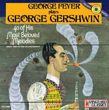 Feyer, Gershwin, George Feyer Plays George Gershwin: 40 of His Most Beloved Melo