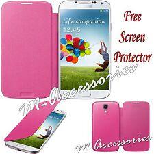 Corte De Batería Trasera Cubierta Flip Pu Funda De Cuero Para Samsung teléfonos móviles