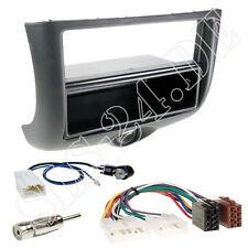 Autoradio 1-DIN Einbaurahmen Radioblende+Adapterkabel Einbauset für Toyota Yaris