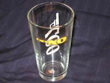 JAMES BOND 007 DR. NO DRINKING GLASS WITH GUN LOGO JACK LORD BRAND NEW!! RARE!!