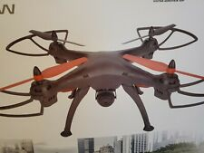 Vivitar AeroView Video Drone, NEW/SEALED