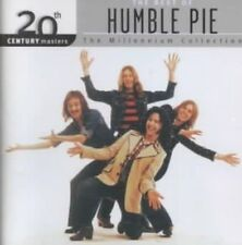 20th Century Masters Millennium Colle 0606949073428 by Humble Pie CD