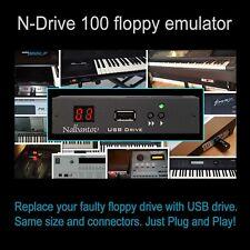 Nalbantov USB Floppy Disk Emulator N-Drive 100 for Ensoniq MR-61, MR-76, ZR-76