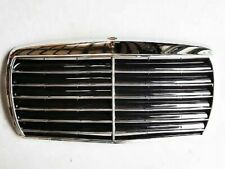 1976-1986 for Mercedes E Class W123 Assembly Black Grille with Chrome Frame