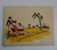 Antique Souvenir Photo Booklet Army Nurse Treasure Island Washington DC 1946