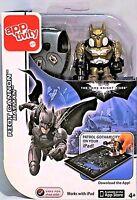 APPTIVITY Dark Knight Rises RIOT CANNON BATMAN iPad App Game Mattel DC Comic OOP
