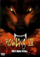 HOWLING VII : New Moon Rising - John Ramsden, Ernest Kester - SEALED DVD