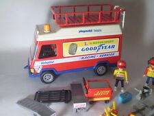 RARE Playmobil 3614 Racing F1 Formula1  Service Truck . 1994